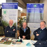 Shane , Brian and Tommy at our stall